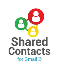 Gmail shared contacts